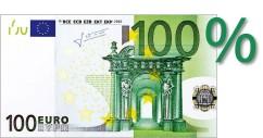 100% eur